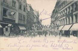 TRIER - N° 92924 - SIMEONSTRASSE (DILIGENCE) - Trier