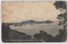 Italy - Portoferraio - Isola Elba - Panorama - Italia