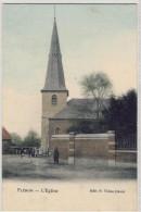 FLERON  -  L'Eglise  - 1900 - Fléron