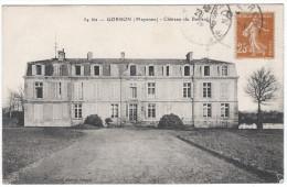 GORRON (49) - Château Du Bailleul - Sin Clasificación