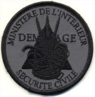 SECURITE CIVILE DEMINAGE BV (POLICE) - Police & Gendarmerie