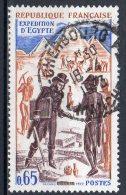 Expédition D'Egypte  N° 1731 Obl. - France