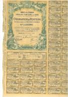 TITRE LT2--- Ville De Paris Emprunt Municipal 1898, Obligation De 500 Francs - Shareholdings