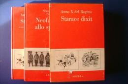 PFS/25 2 Vol. ANNO X DEL REGIME STARACE DIXIT-NEOFASCISMO ALLO SPECCHIO A.N.P.P.I.A./Perseguitati Politici - Italiano