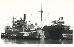 ( CP SM PF CARGO )  KABYLE /  Cargo  -  1941  - - Barche
