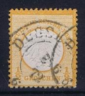 Deutsche Reich, 1872 Mi 3 Used - Germania