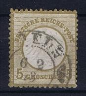 Deutsche Reich, 1872 Mi 6 Used - Deutschland