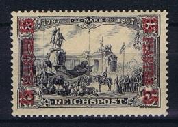 Deutsche Reich, Türkei: Mi 22 Type I MH/* - Offices: Turkish Empire