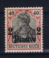 Deutsche Reich, Türkei: Mi 29 MH/*, - Offices: Turkish Empire