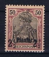 Deutsche Reich, Türkei: Mi 18 I MH/* - Offices: Turkish Empire