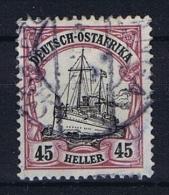 Deutsche Reich, Deutsch Ostafrika Mi 36 Used - Kolonie: Deutsch-Ostafrika