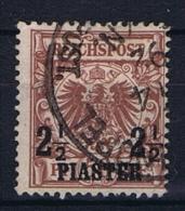 Deutsche Reich, Turkei Mi 10 Used - Offices: Turkish Empire