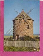 CHERRUEIX   -   * LE VIEUX MOULIN  *    -   Editeur : COMBIER De Macon    N° E 35.078.00.0.0004 - Francia