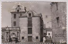 CPM DPT 44 LE CROISIC,L HOTEL DE VILLE  En 1957!! - Le Croisic