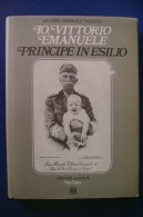 PFS/41 IO VITTORIO EMANUELE PRINCIPE IN ESILIO Ed.MEB 1971 - Italiano