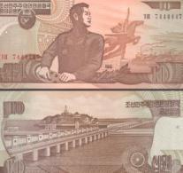 Korea (North) #41, 10 Won, 1998, UNC / NEUF - Korea (Nord-)