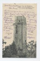 MONTLHERY  -  La Tour  -  Ancienne Station Télégraphique Chappe - Animée : 2 Personnages - Carte Précurseur  ( Voir Dos) - Montlhery