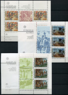14417.51) CEPT Portugal/ Azoren/ Madeira Block Postfrisch Aus 1982, 20.- € - Europa-CEPT