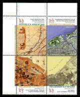 Argentinien/Argentina  2000,Kartographie,Geographie, Mi.Nr. 2537/40 Postfrisch/mint - Argentinien