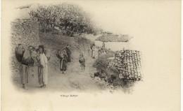 Village Kabyle   A. Vollenweider  Corresponds Au N° 23 Kabylie (scans Recto/verso) - Andere