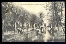 Cpa  Du 50 Villedieu Les Poëles La Sienne Sur Les Costils   A3RK11 - Villedieu