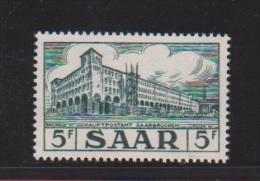 SARRE //N 309 //  F Vert Bleu  //  NEUFS **  //  Côte 8.4 € - Saar