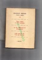 THEATRE- BERTOLT BRECHT- TETES RONDES ET TETES POINTUES- LA VIE D' EDOUARD II D' ANGLETERRE-CELUI QUI DIT OUI-1960 - Art
