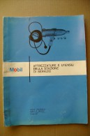 PCA/44 Catalogo/listino Illustrato ATTREZZATURE E UTENSILI STAZIONE SERVIZIO MOBIL 1967 - Strumenti