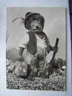 Ich Komme -Mecki Aus Den Filmen Der Gebrüder DIEHL Und Redaktionstigel Von HÖR ZU 1955 AUGUST GUNKEL Echt Photo - Mecki