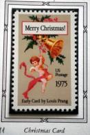 UNITED STATES USA CHRISTMAS CARD 1975 MNH - Unused Stamps