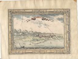 LE CANET . 66. SUPERBE GRAVURE COLORISEE ORIGINALE - Estampes & Gravures