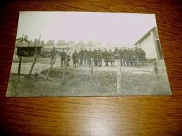 Militaria : Photocarte Caserne De Issum (datée Du 13-08-22) - Barracks