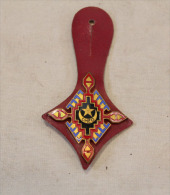 Badge Insigne Sahara Compagnie Méhariste De L'erg Oriental Drago Paris G 1069 - Stoffabzeichen