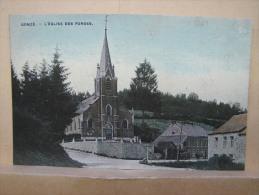 """CP. 697. Gomzé. L""""église Des Forges - Sprimont"""