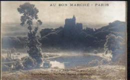 AU BON MARCHE - SALON DES ARTISTES FRANCAIS 1912 - DIDIER POUGET - LE MATIN ( AJONCS ET BRUYERES) - France