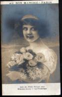 AU BON MARCHE - SALON DES ARTISTES FRANCAIS 1913 - STEPHEN JACOB - LE PRINTEMPS - France