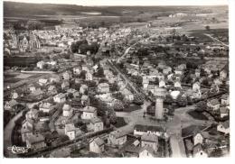 CPSM CHAMBLY OISE VUE GENERALE CHATEAU D EAU QUARTIER EN ETOILE CIM - Otros Municipios