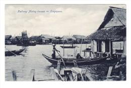 Singapore - Kallang Malay Houses - - Malaysia