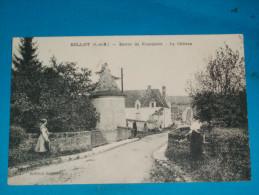 77) Bellot - Entrée Du Faurcheret   - Année   - EDIT - Gazanois - Autres Communes