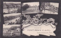 """Ille Et Vilaine   Pont Rean  """"  Multi Vues  """" - France"""