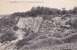 """Ille Et Vilaine   Pont Rean  """"  Les Carriéres De Saint Sanson """" - France"""