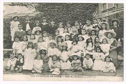CPA - Les Vendéens De Paris - Fête De L'Enfance - 23 Juin 1912 - Animée - A Circulé - - Non Classés