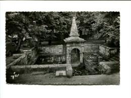 CP - CARNAC (56) La Fontaine Saint Cornely Pres De L église - Carnac