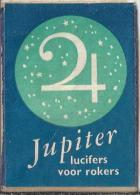 Luciferetiketten.- Jupiter, Uranus En Venus. Sterrenbeeld., Lucifer - Luciferdozen - Etiketten