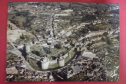 Cp Fougeres Le Chateau - Fougeres