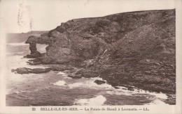 30700   BELLE ILE 1923  TIMBRE VERSO - Belle Ile En Mer