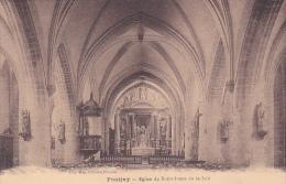 22409 Pontivy, Eglise Notre Dame De La Joie -ed Oliviero, Lib - - Pontivy