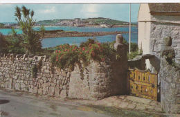 ST MARYS, SCILLY -HUGH TOWN @ HARBOUR - England