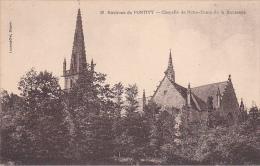 22413 Environs Pontivy, Chapelle Notre Dame Houssaye - 36 Laurent-nel Rennes - Pontivy