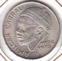 CABO VERDE 1977. 50 ESCUDOS.AMILCAR CABRAL NUEVA SIN CIRCULAR.MUY BONITA. CN 1184 - Cabo Verde